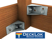 DeckLok Lateral Anchor
