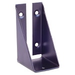 RailLok Fence & Rail Bracket - Black, Decking Hardware, RLBLK